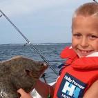 Fisketur på Isefjorden (Torsdage)